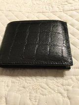 Men's Wallet...Genuine Handcrafted Leather in Houston, Texas