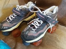 Sketchers RollerSk8tes in Yucca Valley, California