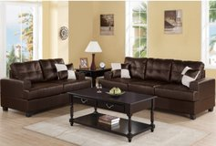 SOFA AND LOVESEAT SET FREE DELIVERY in Camp Pendleton, California