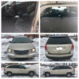 2005 Chrysler Pacifica AWD SUNROOF LEATHER TV/DVD $3000 in Naperville, Illinois