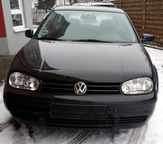 VW Golf IV Comfort line, automatic transmission, only 58 000 miles!!! in Ramstein, Germany