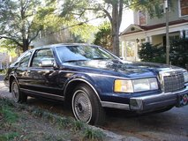 Lincoln Mark VII 1989 Bill Blass Edition in Wilmington, North Carolina