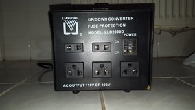 Up/Down converter in Ramstein, Germany