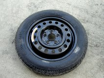 SPARE TIRE WITH WHEEL-EXCELLENT CONDITION in Warner Robins, Georgia