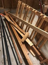 scrap lumber - free for your bonfire! in Naperville, Illinois
