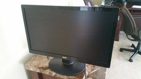 Acer 21.5 LED monitor in Naperville, Illinois