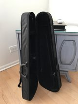 Violin case in St. Charles, Illinois
