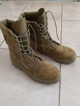 Mens Bates Steel Toe Boots Size 13 in Yucca Valley, California