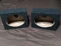 Pair of 6 x 9 Speaker Boxes in Yucca Valley, California