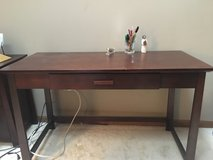 Desk (items on desk not included) in Naperville, Illinois
