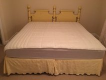 King size bed in Warner Robins, Georgia