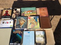 BOOKS --- Many many types ! in Yucca Valley, California