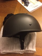 Akoury AK 66 Carbon Fiber DOT Helmet in Naperville, Illinois
