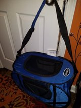 Blue / Sport Pet Carrier in Fort Campbell, Kentucky