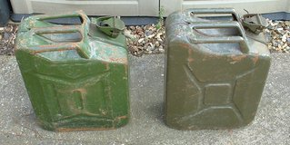JERRY CAN 20L FUEL CAN DERV/PETROL in Lakenheath, UK