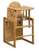 combination high chair **price drop must go today** in Lakenheath, UK