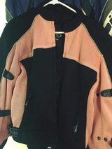 pink mesh jacket in Grafenwoehr, GE