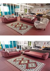 Clearance Sale Radison Sofa Bed Set 3-2-1 in Ramstein, Germany