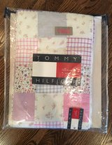 NEW- TOMMY HILFIGER, TWIN COVERLET in Naperville, Illinois