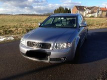 2003 Audi A4 Automatic Low Miles Fully Loaded Diesel in Ramstein, Germany