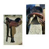 Big Horn Endurance Saddle in Yucca Valley, California