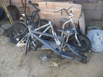 ==  Job Lot , Bmx + Scooter Special  == in Yucca Valley, California