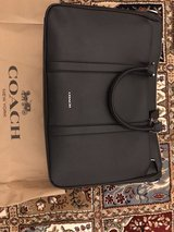 Men's Coach Brief Case NWT in Ramstein, Germany