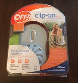Off! Mosquito Repellent Clip-On in Plainfield, Illinois
