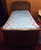 Antique Twin Bed in Yucca Valley, California