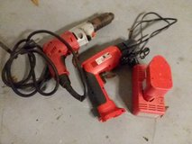 electric and cordless drill in Beaufort, South Carolina