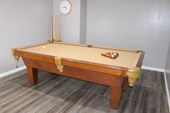 8 ft Olhausen Pool Table in Spring, Texas