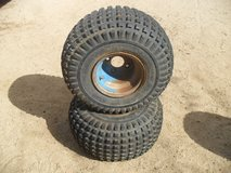 %%  Atv Rims + Tires  %% in Yucca Valley, California