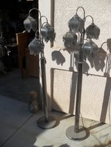 ***  2 Tall Lamps  *** in Yucca Valley, California