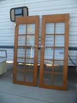 ###  French Doors  ### in Yucca Valley, California