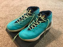 """Under Armour Curry 3 """"Reign Water"""" in Lockport, Illinois"""