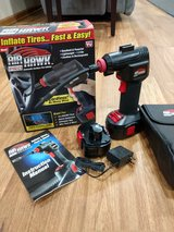Air Hawk Pro Tire Inflator in Chicago, Illinois