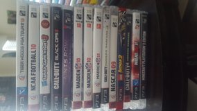 PS3 Games in Chicago, Illinois