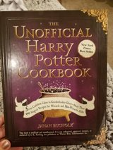 Harry Potter cookbook in Fort Campbell, Kentucky