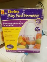 Electric baby food processor in Camp Pendleton, California