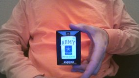 ZIPPO Army Lighter Brand NEW in Fort Carson, Colorado