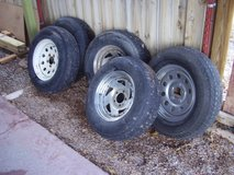 Trailer Wheels and Tires in Alamogordo, New Mexico