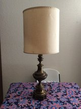 40 IN TALL ANTIQUE HEAVY BRASS LAMP in Alamogordo, New Mexico