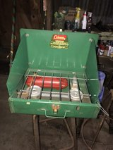 Vintage Coleman Outdoor Stove in Baytown, Texas