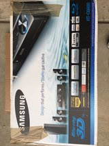 Samsung Blu-ray and surround sound system in Camp Pendleton, California