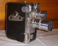 Vintage DeJur 8 mm Movie Camera - Wind Up in Yucca Valley, California