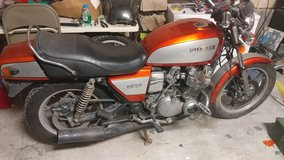 79 Suzuki gs850 in Fort Drum, New York