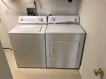 Washer & Dryer in Fort Meade, Maryland