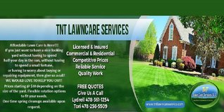 T  N T Lawn Care Services in Byron, Georgia