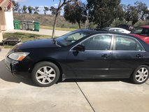 2005 Honda Accord in Camp Pendleton, California