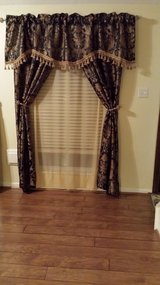 Drapes (Fits Two Regular Windows) in Houston, Texas